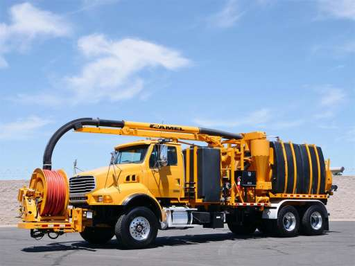 VACUUM SEWER TRUCK SERVICES