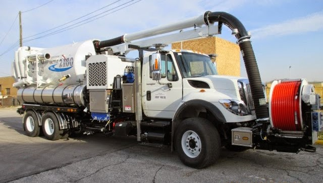 Commercial Storm Drain Cleaning Houston TX